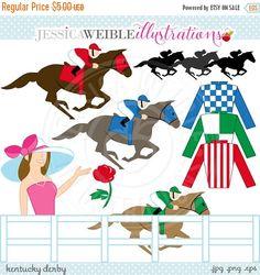 Horse Racing clipart christmas Horse Clip Horses Clip OK