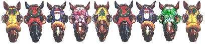 Horse Racing clipart christmas Clip Lines Racing Horse Art