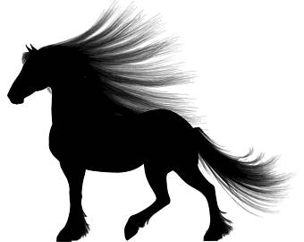 Horse Racing clipart fast animal #1