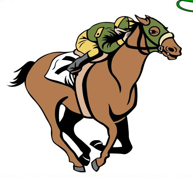 Horse Racing clipart race night NIGHT RACE country Night Elephants