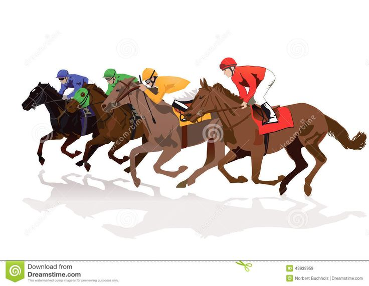 Horse Racing clipart race night 10 ClipartFest on horses BC
