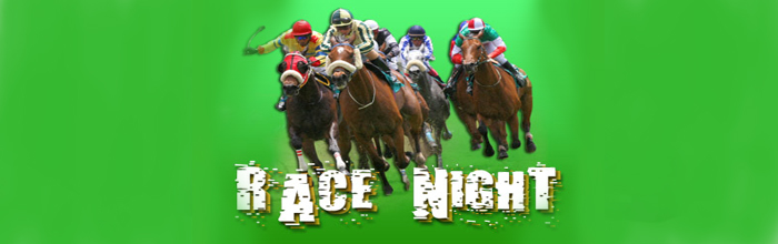 Horse Racing clipart race night 4th Night NIGHT 2017 March