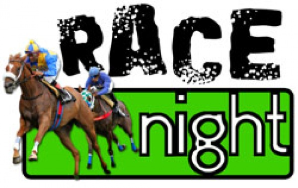 Horse Racing clipart race night Friday – Club Night June