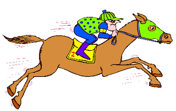Horse Racing clipart race night Race club Social night at