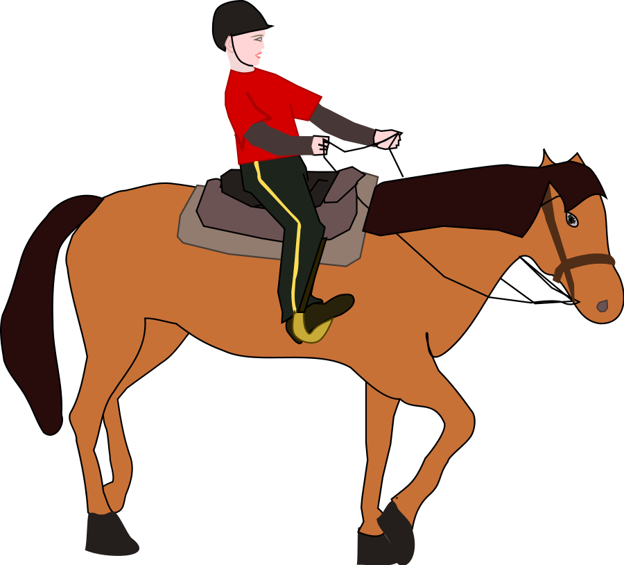 Horse Riding clipart native american Clipartion Riding Horse  com