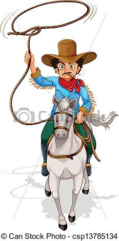 Horse Riding clipart drawing person Of  riding man man