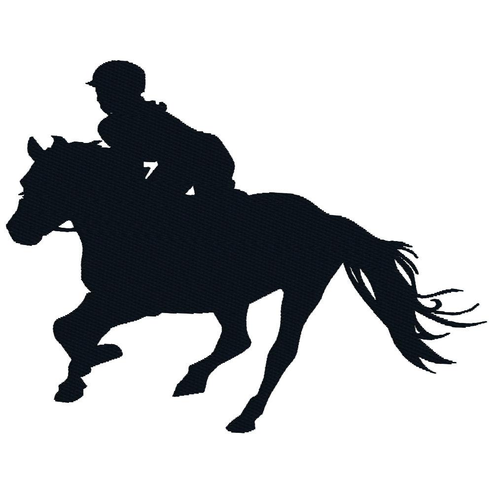 Horse Riding clipart horse jockey BUY  2 Rider English