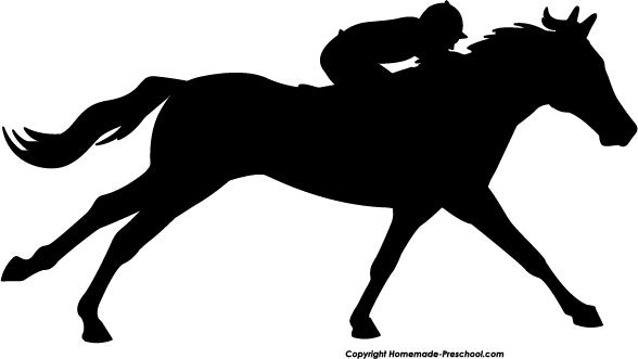 Horse Riding clipart horse jockey Clipart Clip library Free Art