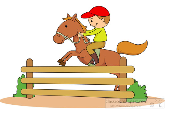 Horse Riding clipart horse jumping Graphics horse Size: Pictures Art