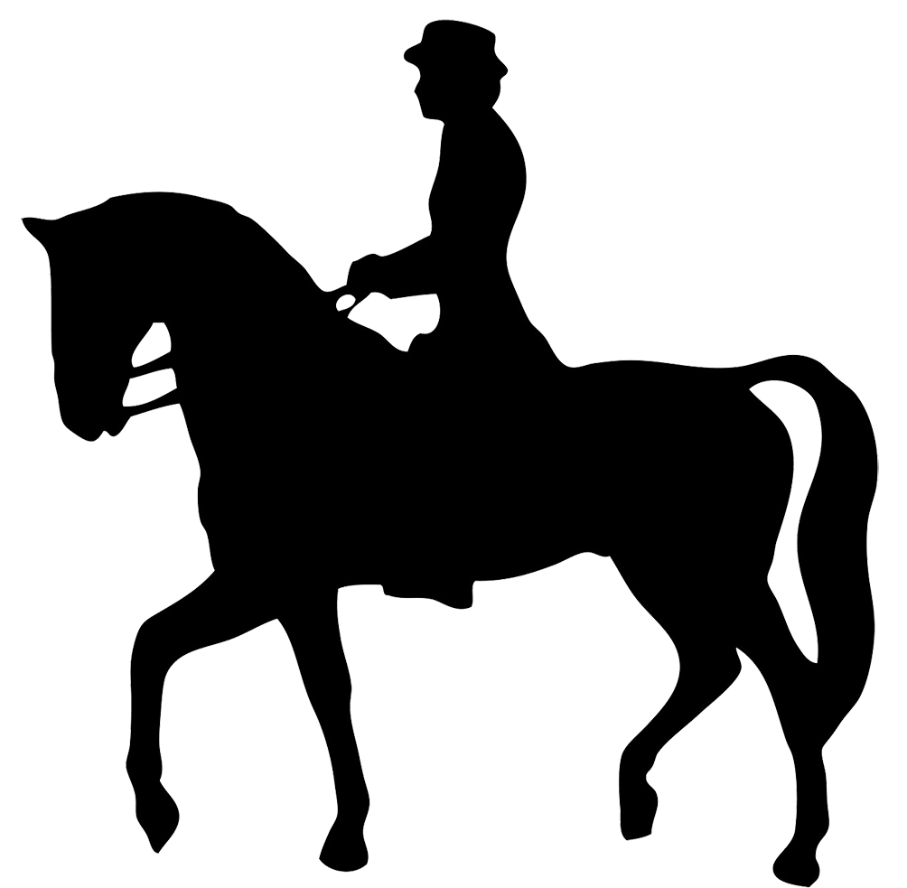Horse Riding clipart horse jumping Jumping Jumping horse art silhouette