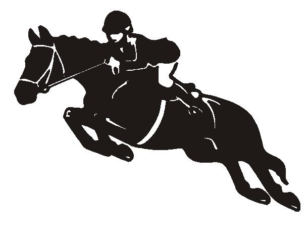 Horse Riding clipart horse jumping  Clipart Resolution Jumping 608x479