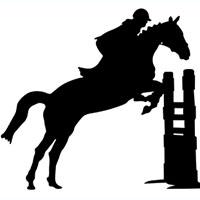 Horse Riding clipart horse jumping Opportunity for members From our