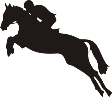 Horse Riding clipart horse jumping Art Jumper 5 Merawat Cara