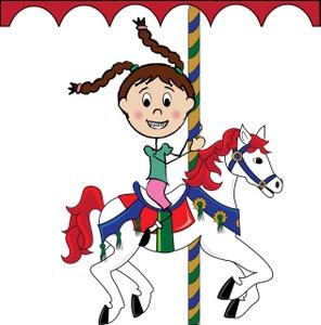 Carousel clipart kids carnival Free Panda Clipart ride%20clipart 20clipart