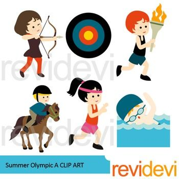 Horse Riding clipart swim Clip 2016 Revidevi Summer best