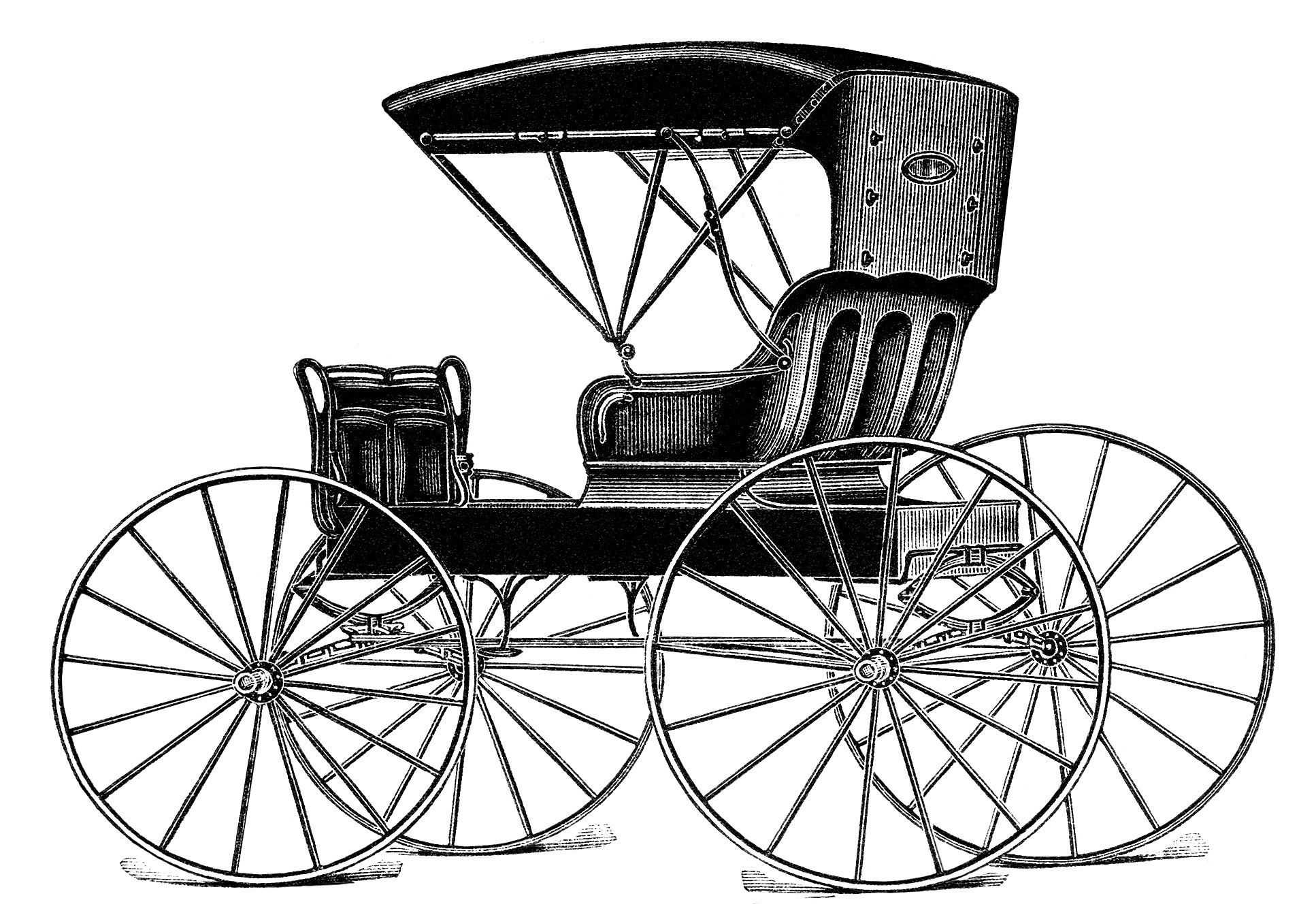 Coffin clipart horse drawn sleigh Free Horse Clipart Carriage Carriage