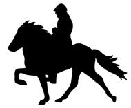 Horsemen clipart Horsemand silhouette silhouette Silhouette Horse