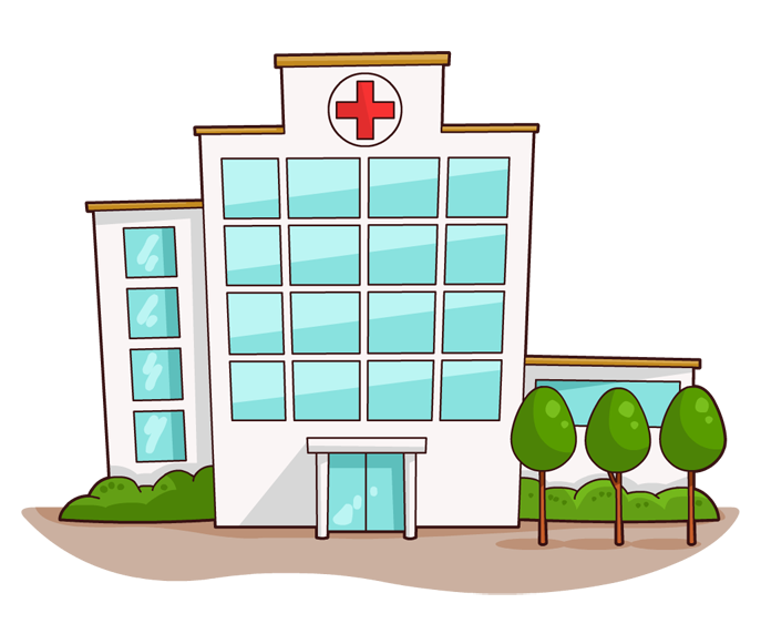 Hospital clipart Panda Clipart Clipart Free Clipart