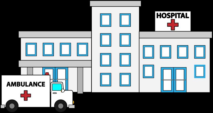 Hospital clipart Com Clipart Clipart Hospital Hospital