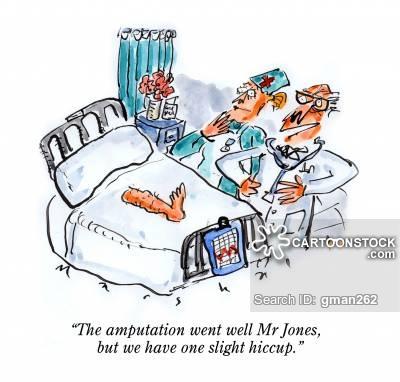 Bed clipart went Funny CartoonStock hiccup Jones pictures