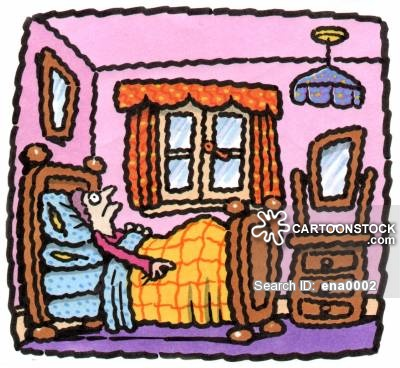 Resting clipart bed rest #6