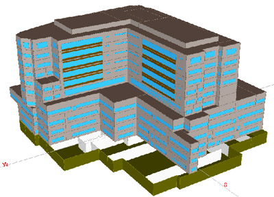 Building clipart hospital building Clipart Clipart Hospital Free Images