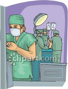 Room clipart hospital room #10