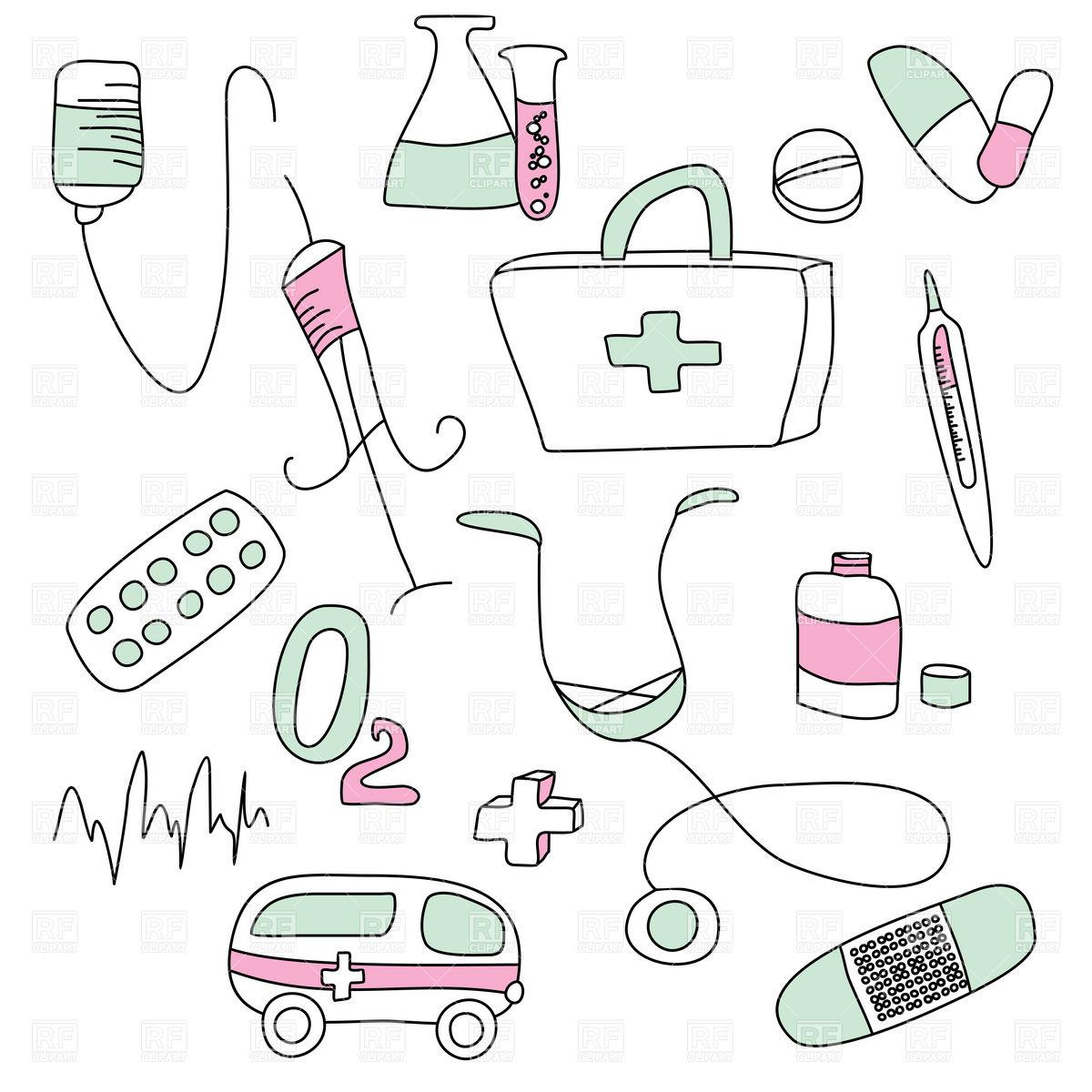 Medicine clipart medical school Free  medical Art Clipart