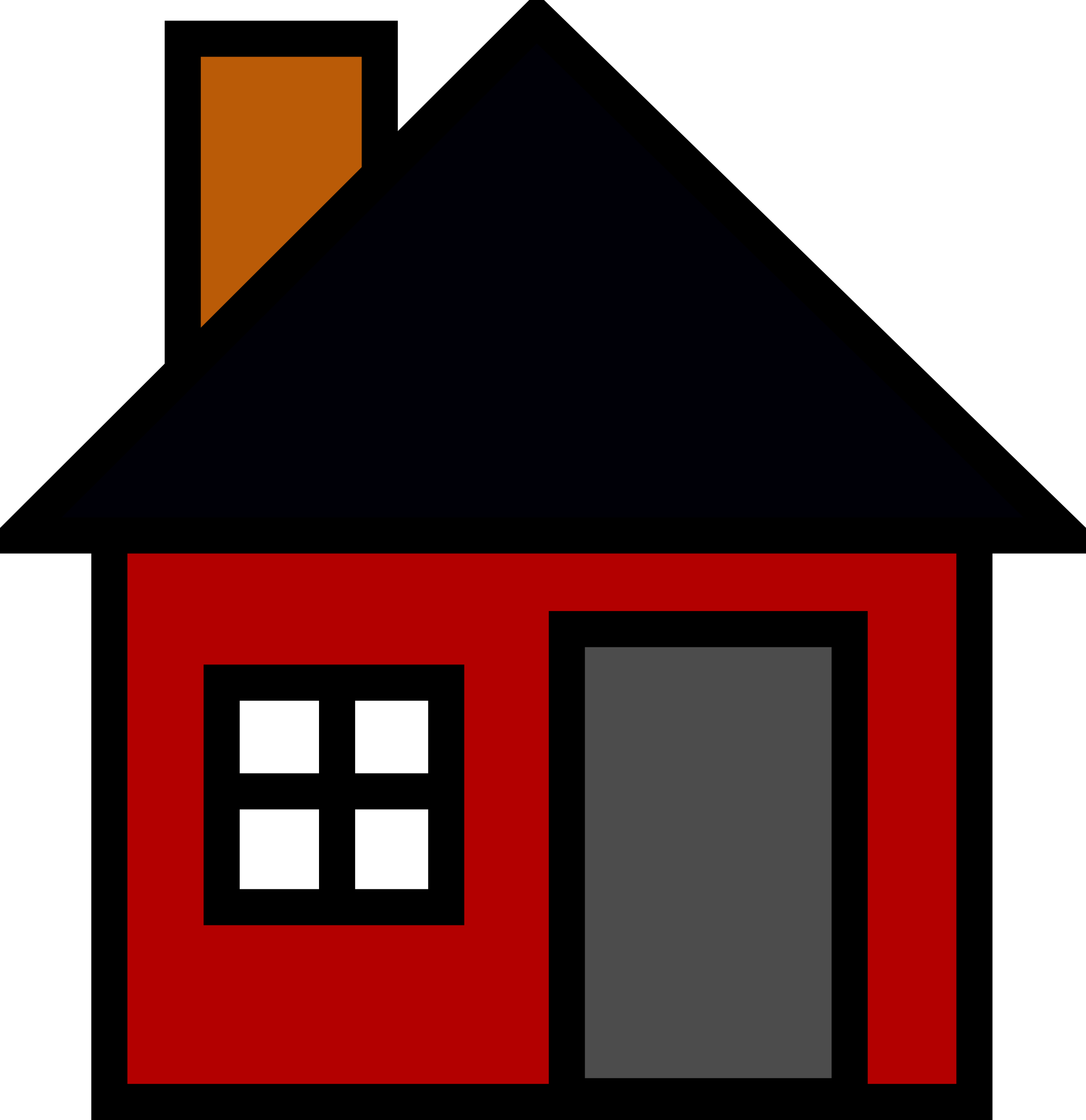 House clipart big and small Big And Small Clipart Big
