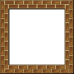 Hosue clipart border Brick clip 1  Clip