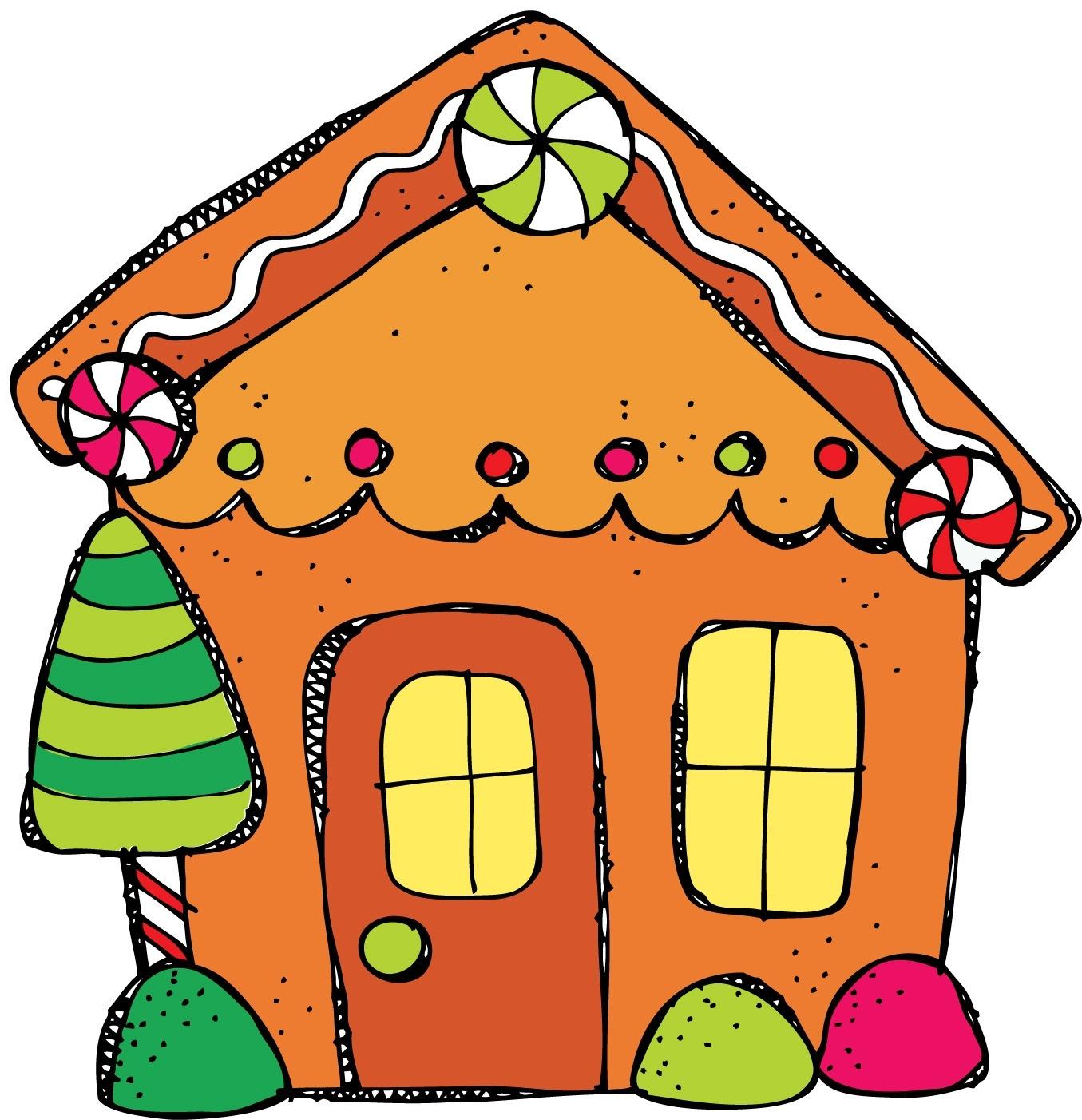 Hosue clipart border House Border Clipart Gingerbread Cliparts