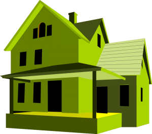 Hosue clipart colored Colored Building Placeholder Alternative Icon