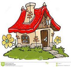 Old House clipart nice house #3
