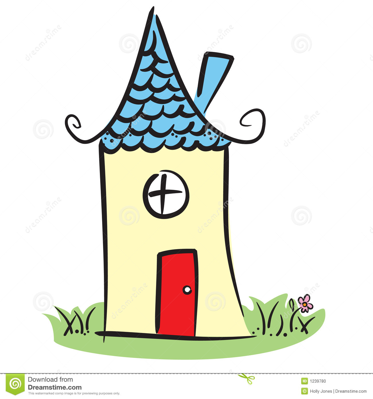 Hosue clipart cute Cute Clipart Clipart cute%20house%20illustration House