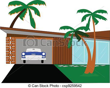 Hosue clipart driveway #8