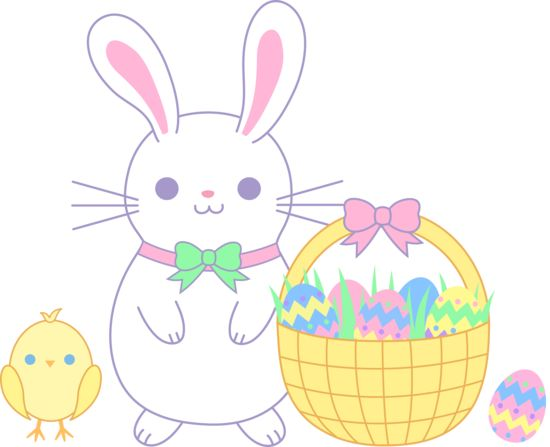 Hosue clipart easter bunny And on Clip art art