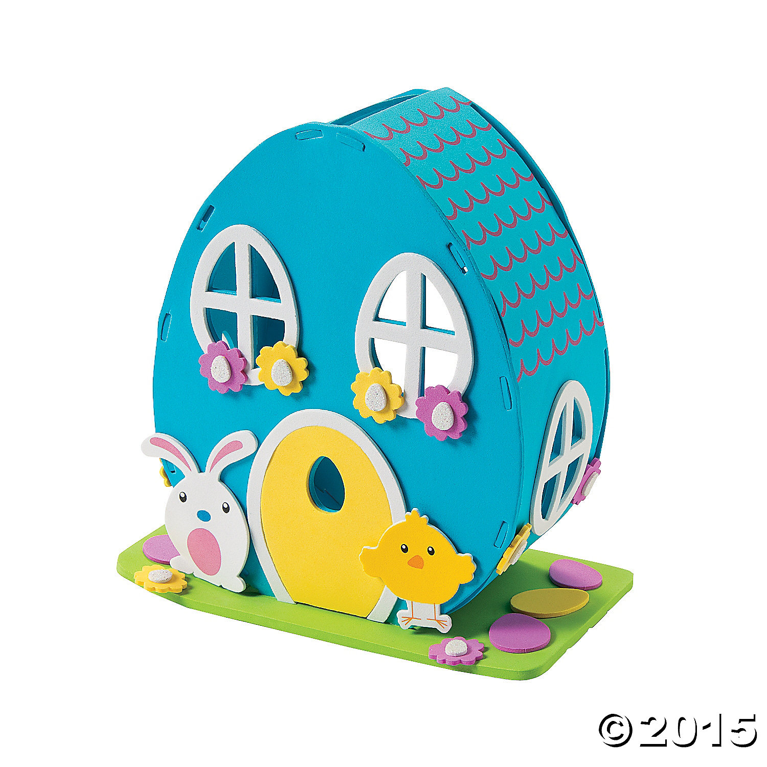 Hosue clipart easter bunny Easter Easter Party  House