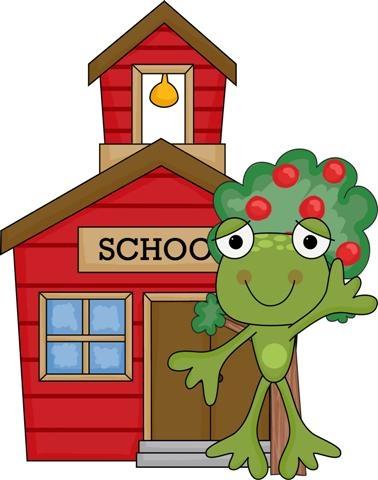 Hosue clipart frog Zone Clipart Cliparts Frog School