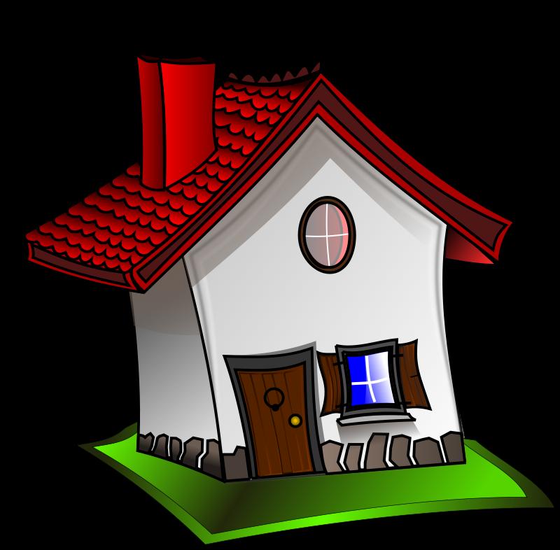 Hosue clipart go home Download Estate Home Clip Clip
