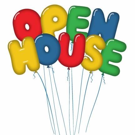 Hosue clipart kindergarten Open house Free house clip