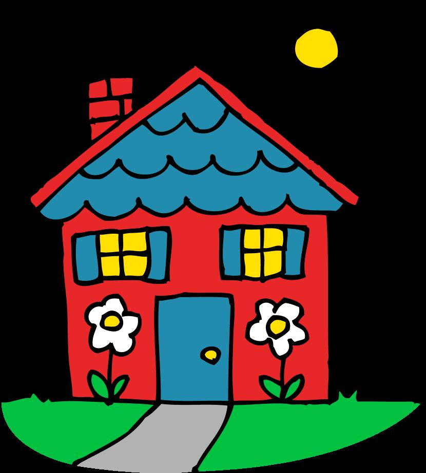 Hosue clipart kindergarten Kindergarten clipart haus haus clipart
