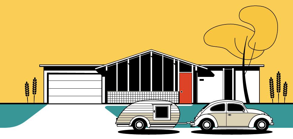 Hosue clipart mid century modern P m Denver—Colorado's place Tour