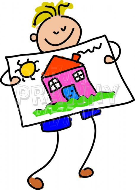 House clipart my house My Where clipart clipart is