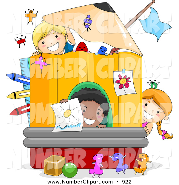 Hosue clipart pencil A Kids Pencil  in