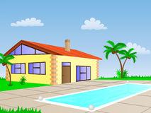 Hosue clipart pool Download House Clip – Art