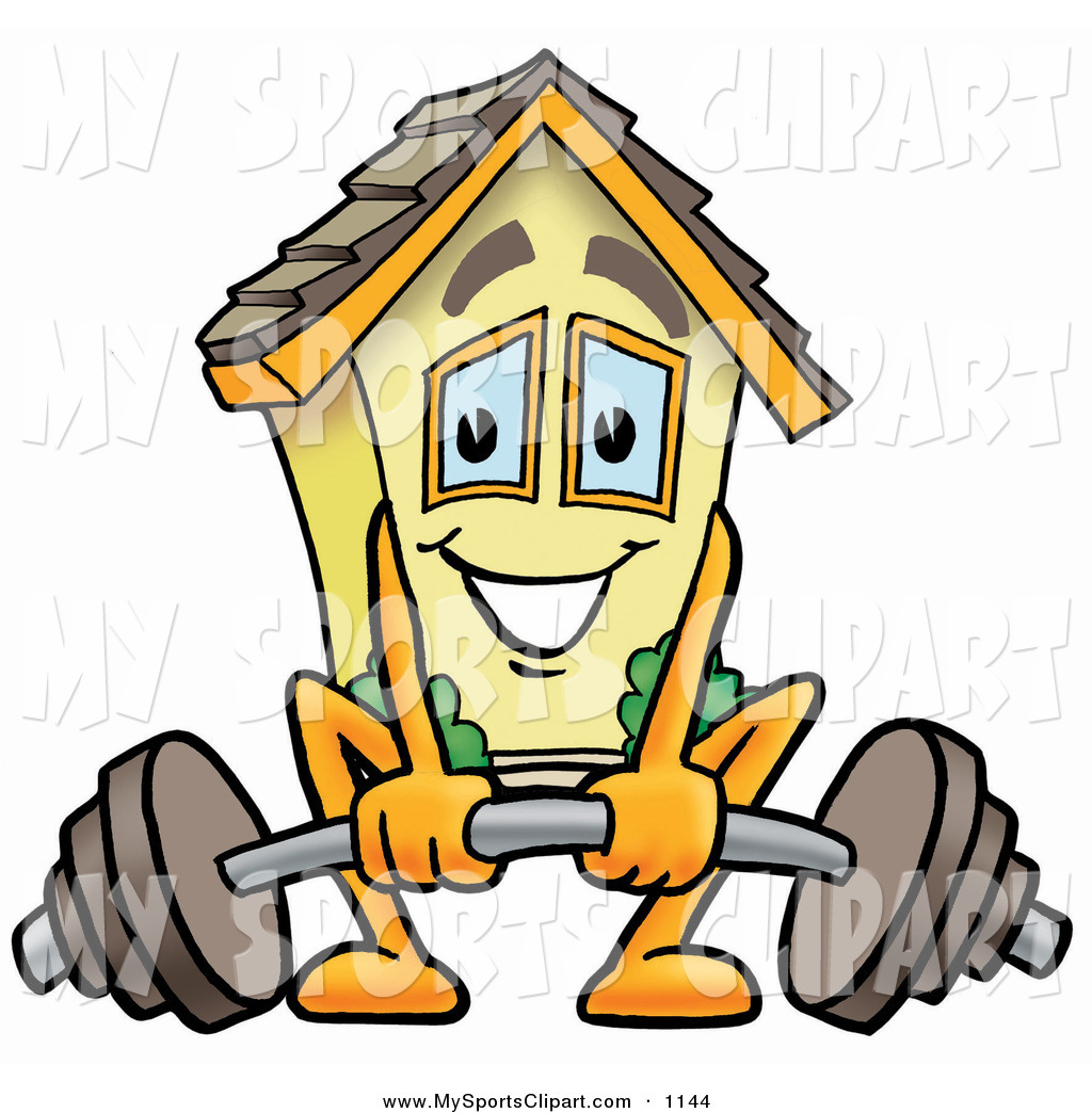 Hosue clipart smiling Lifting House Smiling Smiling Art
