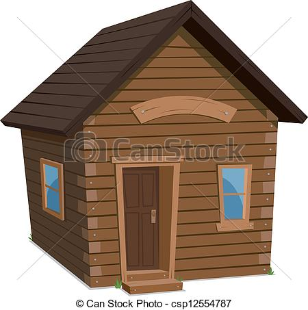 Hosue clipart woods Cabin a Illustrations  and