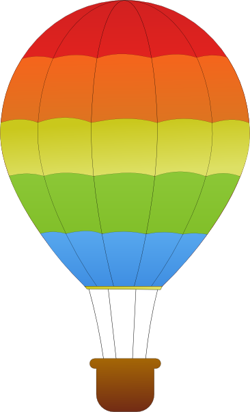 Hot Air Balloon clipart Images Free Art Hot Clipart