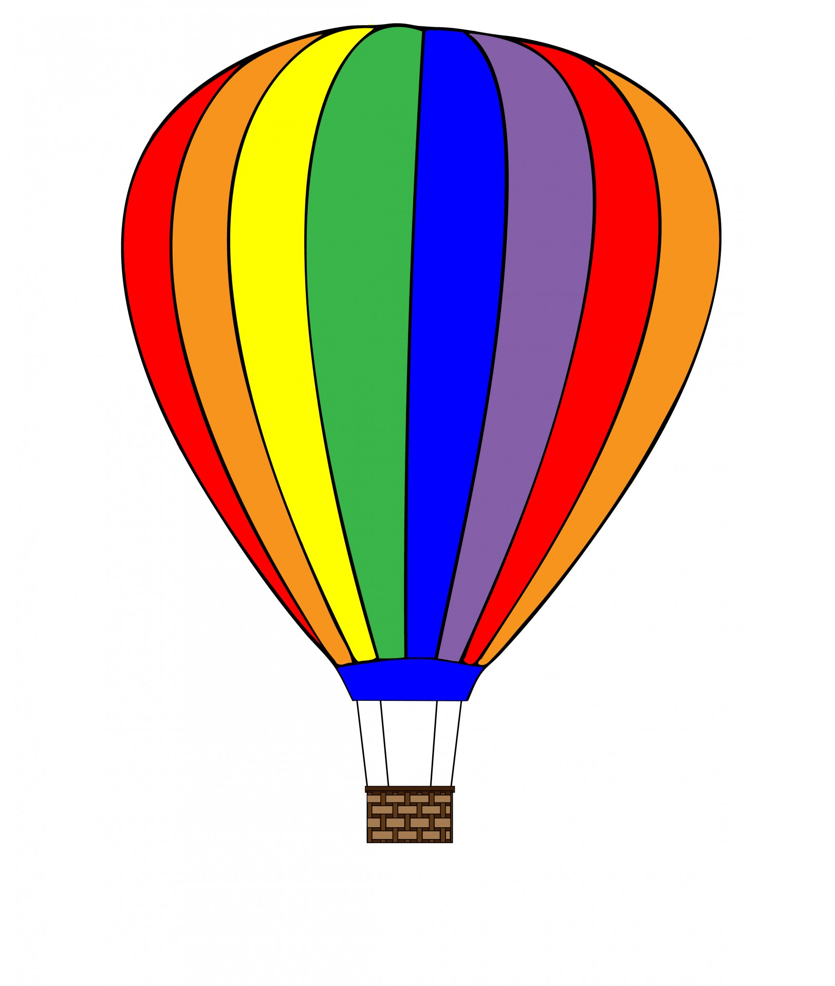 Hot Air Balloon clipart Public Stock Air Air Photo