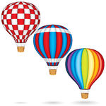 Hot Air Balloon clipart banner #10